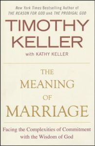 The Meaning of Marriage