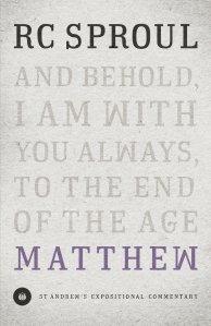 Matthew - St. Andrews Commentary
