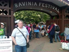 Tam @ Ravinia 6-27-14