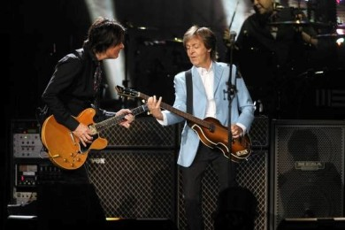 Paul McCartney in Chicago