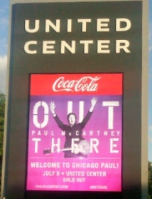 Paul McCartney United Center