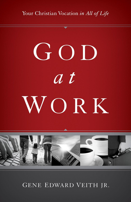 God at Work BOOK CLUB   Coram Deo ~