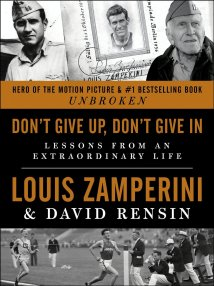 Louis Zamperini Book