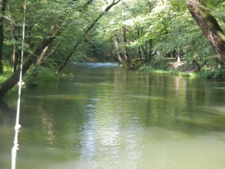 Saluda River Photo