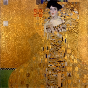 Gustav Klimt Woman in Gold
