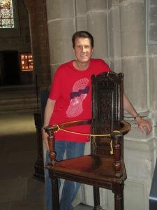 Calvin's Chair