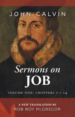 Calvin's Sermons on Job