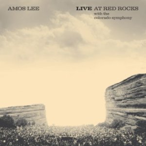 Live at Red Rocks – Amos Lee with the Colorado Symphony
