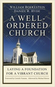 A Well Ordered Church