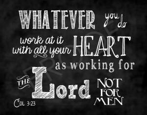 Colossians 3,23