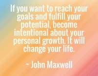 John Maxwell on Goals