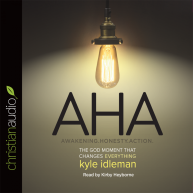 Aha audiobook