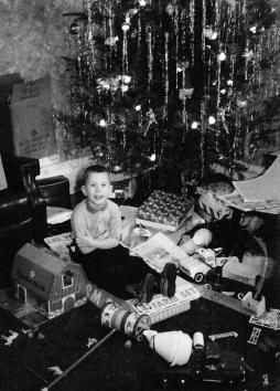 Billy at Christmas