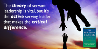 Serving Leader Quote