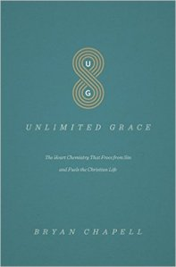 unlimited grace by bryan chapell