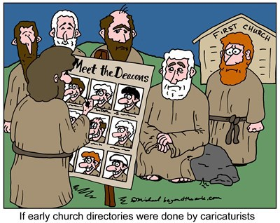 Doug Michael Cartoon