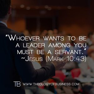 Servant Leadership Quote