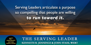 Third Serving Leader Quote
