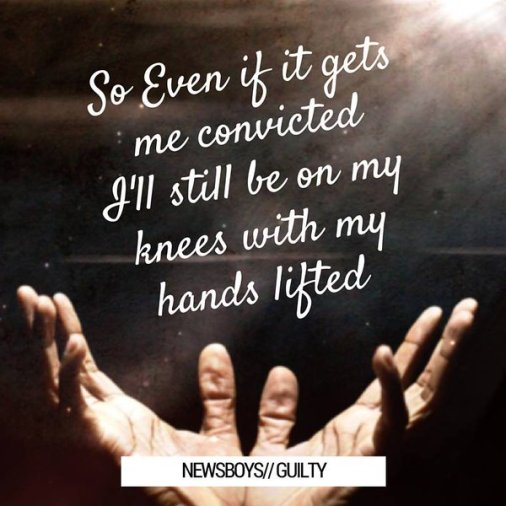 Image result for guilty by newsboys