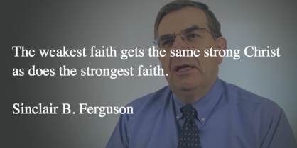 Sinclair Ferguson Quote