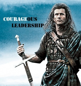 Braveheart Courage