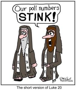 Doug Michael's Cartoon of the Week