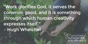 Hugh Welchel Quote