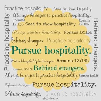 Hospitality Graphic
