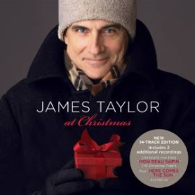 James Taylor At Christmas – James Taylor This 2006 release is JT's collection of holiday favorites. A later edition included two additional songs.