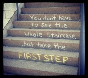 staircase-take-the-first-step