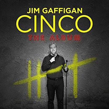 Cinco: The Album – Jim Gaffigan